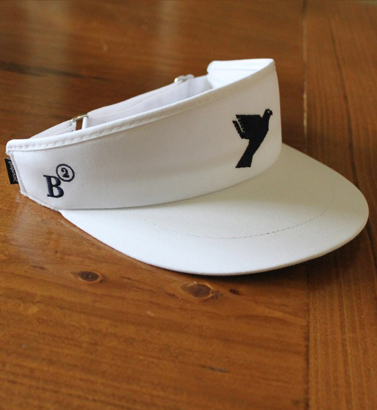 Birdie Tour Visor - Barbells & Birdies