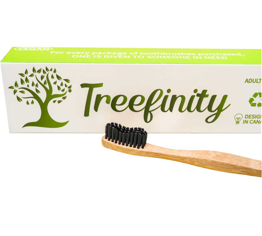 Canada Wholesale Biodegradable Natural Bamboo Toothbrushes