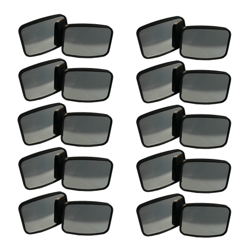 MaxiView Blind Spot Mirrors - 10 Pair