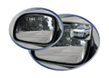 MaxiView Blind Spot Mirrors - 4 Pair
