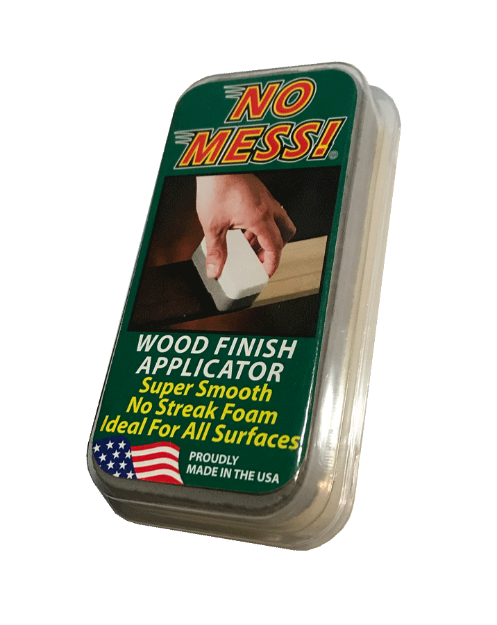 No Mess Wood Finish Applicator - Extra Large Size