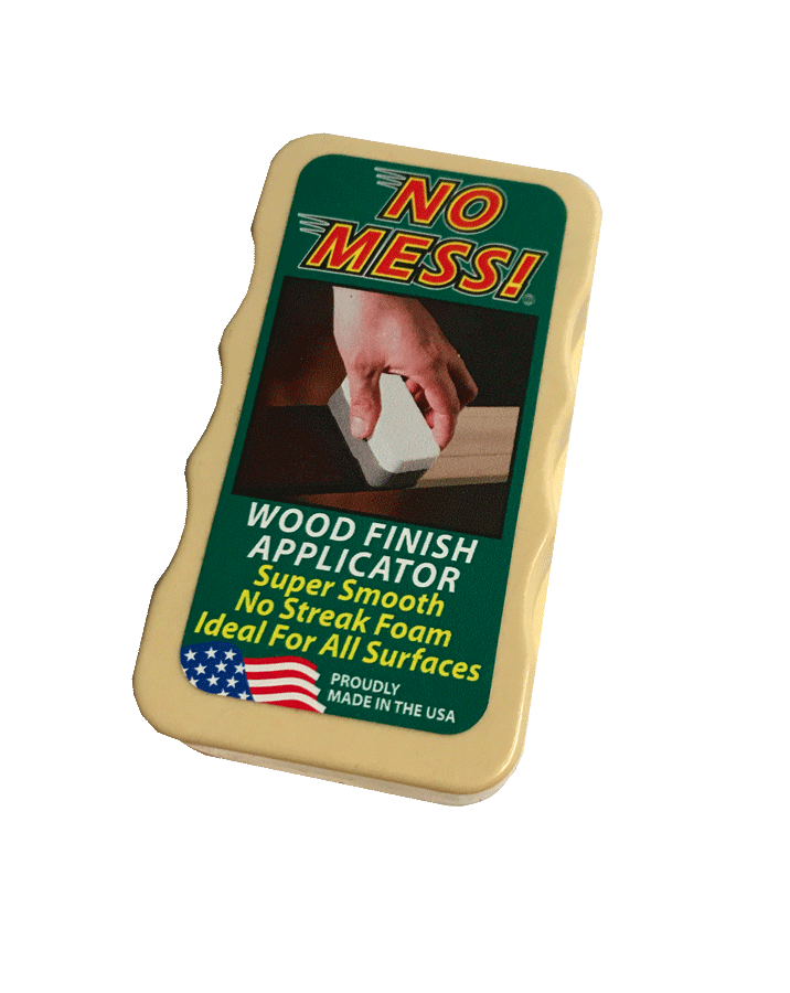 No Mess Wood Finish Applicator