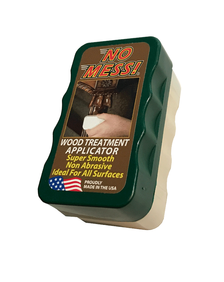 No Mess Wood Treatment Applicator