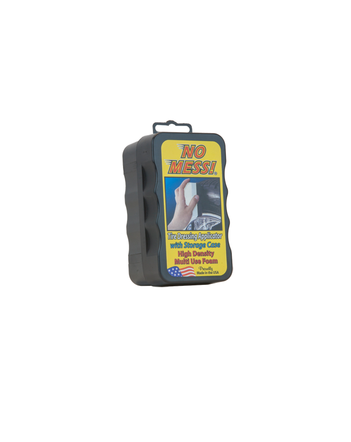No Mess Tire Dressing Applicator for cars and trucks