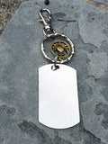 Hello the House Celtic Outlander-Inspired Keychain-Keychain-Mod Jules