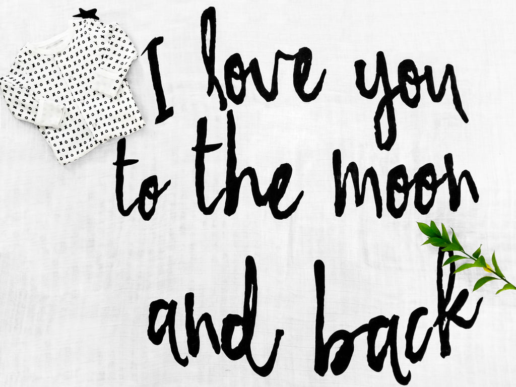 I Love You To The Moon And Back Bundle