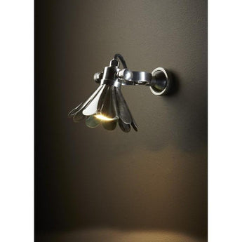 Aberdeen Wall Lamp Silver - The Lighting Lounge Australia