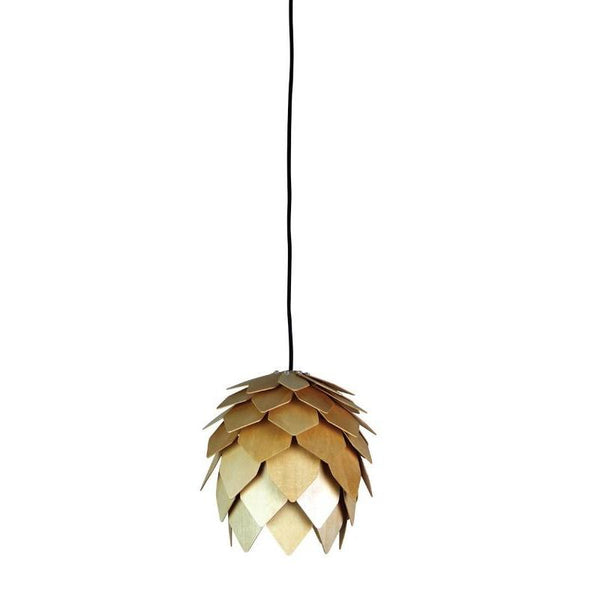 Acorn Wooden Pendant - The Lighting Lounge Australia