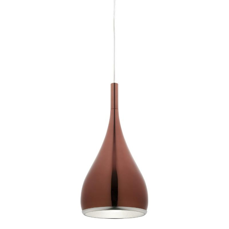 Aero Pendant Rose Gold - The Lighting Lounge Australia