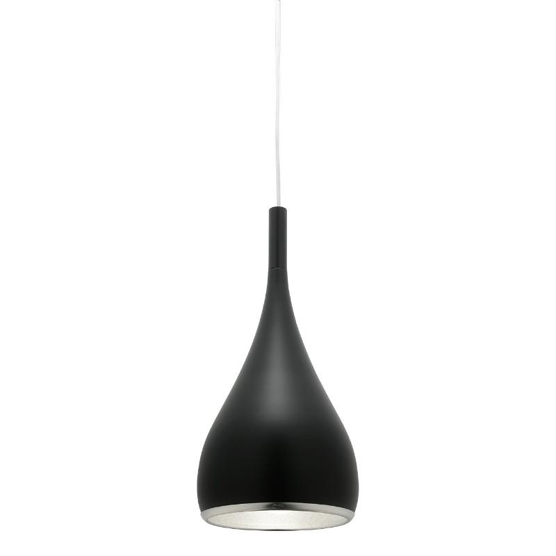 Aero Pendant Matt Black - The Lighting Lounge Australia
