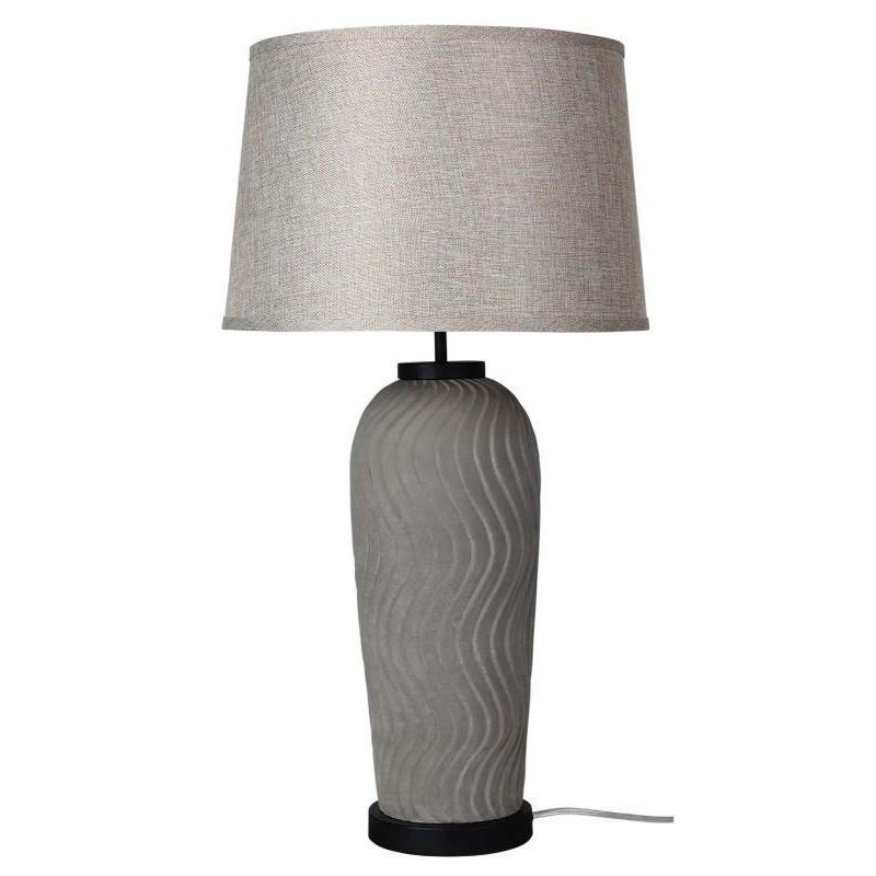 Argos Concrete Table Lamp - The Lighting Lounge Australia