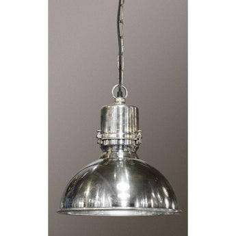 Augusta Pendant Large Silver - The Lighting Lounge Australia
