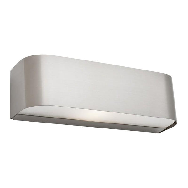 Benson Wall Light Satin Chrome - The Lighting Lounge Australia