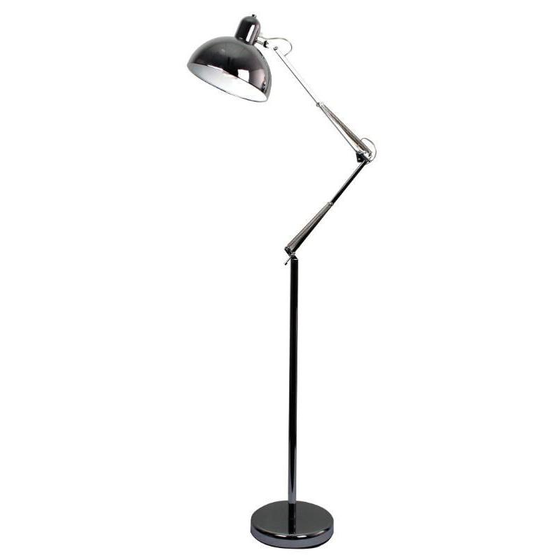 Bianca Anglepoise Floor Lamp Chrome - The Lighting Lounge Australia