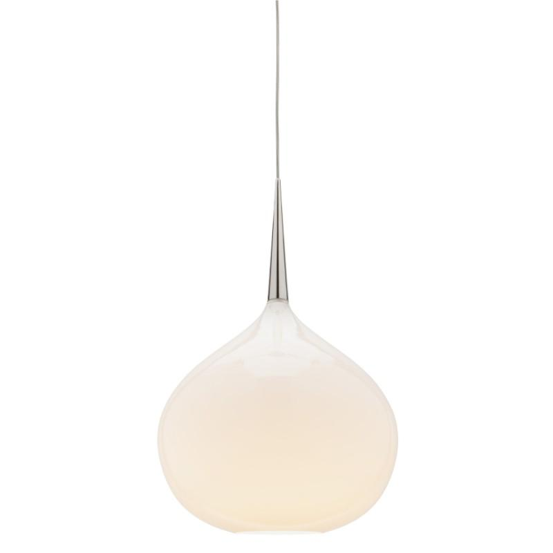 Bollene Opal Glass Pendant - The Lighting Lounge Australia