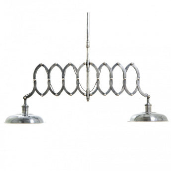 Brentwood Double Scissors Hanging Lamp - The Lighting Lounge Australia