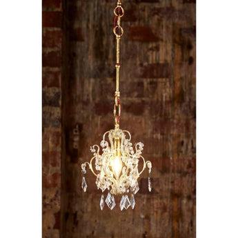 Brigitte Chandelier Hanging Lamp - The Lighting Lounge Australia