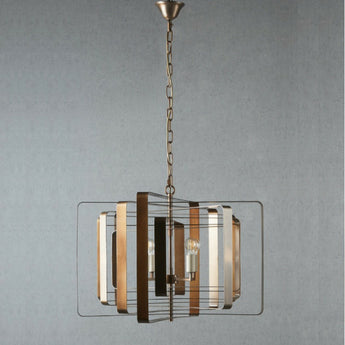 Bronte Pendant in Brass - The Lighting Lounge Australia