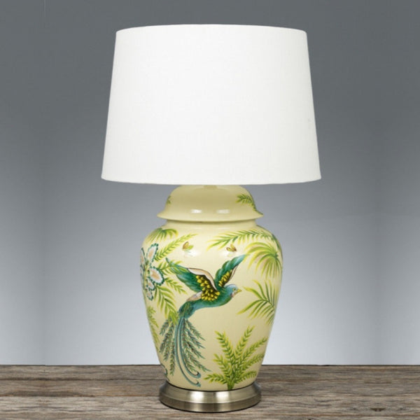 Caribbean Ceramic Lamp Base - The Lighting Lounge Australia