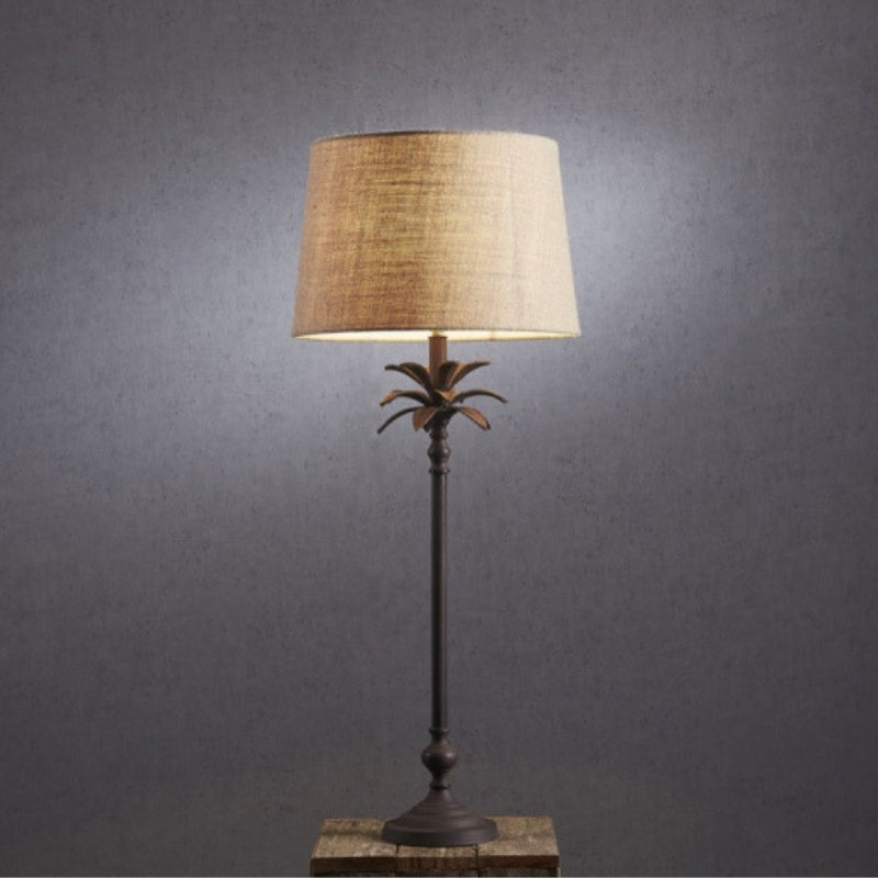 Casablanca Table Lamp Base in Bronze - The Lighting Lounge Australia