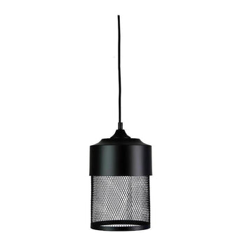 Chester Mesh Pendant Black - The Lighting Lounge Australia