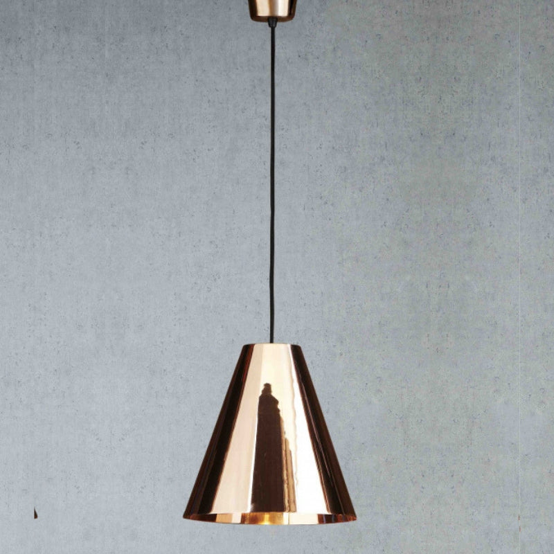 Conrad Hanging Lamp in Copper - The Lighting Lounge Australia