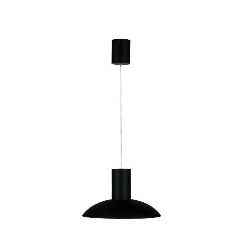 Curva LED Pendant Black - The Lighting Lounge Australia