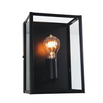 Eaton Wall Light Black - The Lighting Lounge Australia