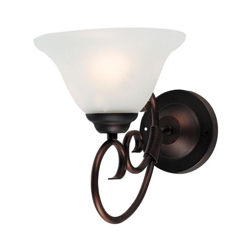 Gaston Wall Light Bronze - The Lighting Lounge Australia