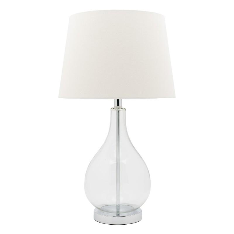 Gina Glass Table Lamp - The Lighting Lounge Australia