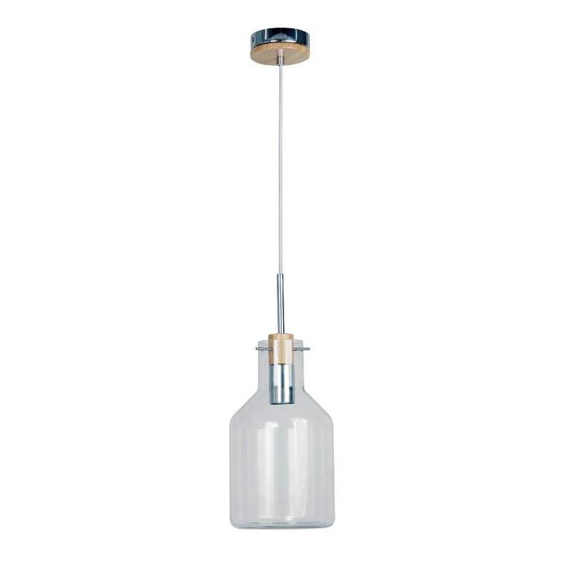 Holbeck 17 Clear Glass Pendant - The Lighting Lounge Australia