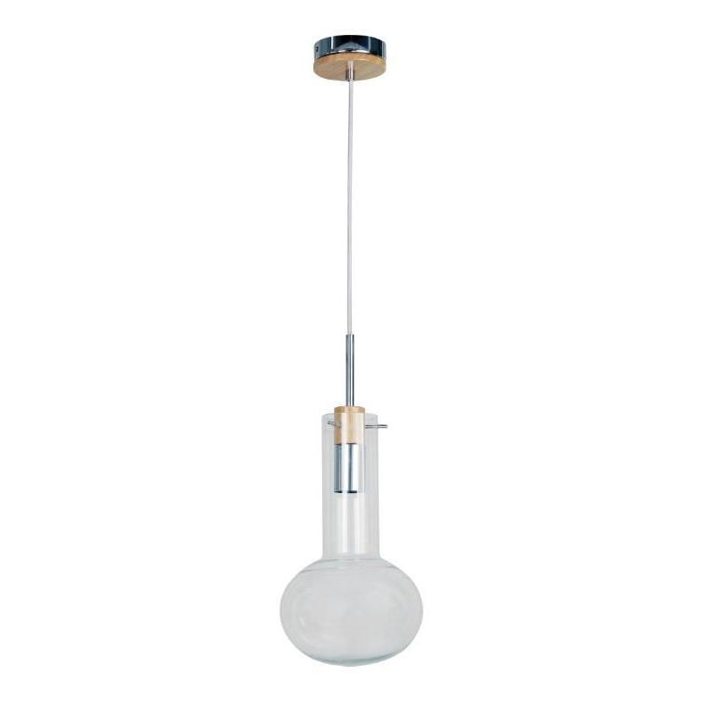 Holbeck 19 Clear Glass Pendant - The Lighting Lounge Australia