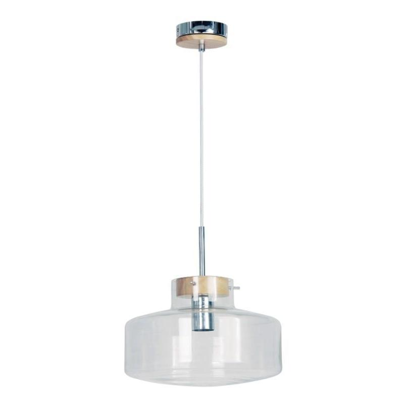 Holbeck 30 Clear Glass Pendant - The Lighting Lounge Australia