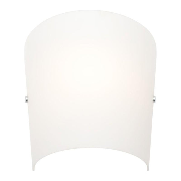 Holly Opal Glass Wall Sconce