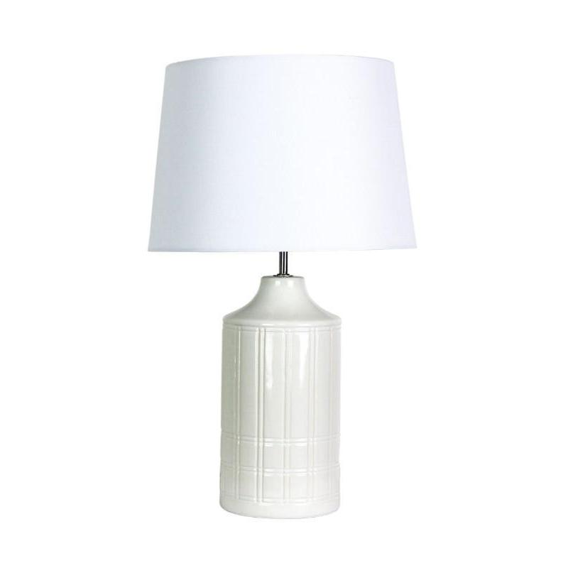 Holm Ceramic Table Lamp - The Lighting Lounge Australia