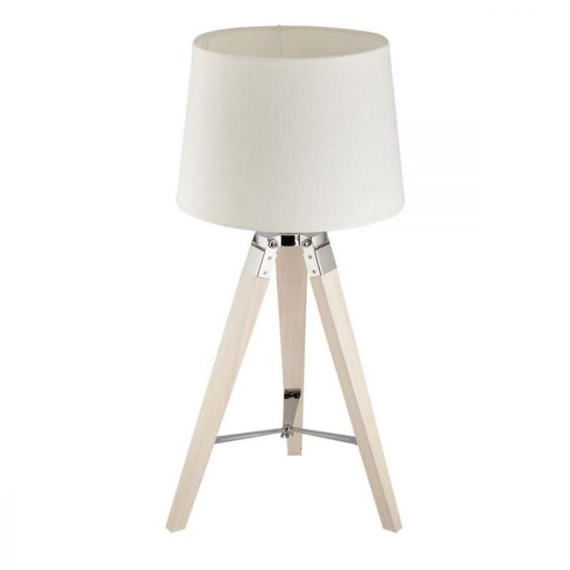 ... Karina Small White Tripod Table Lamp   The Lighting Lounge Australia ...