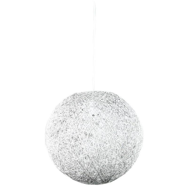 Kono Abaca Pendant Antique White - The Lighting Lounge Australia