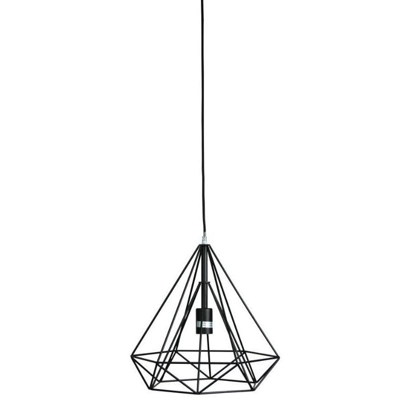 Lenox Wire Pendant Black - The Lighting Lounge Australia