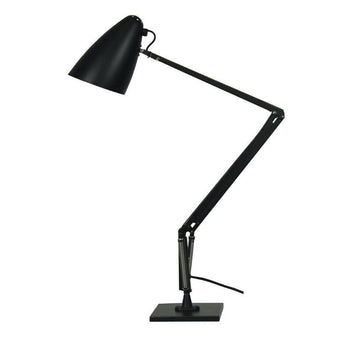 Lift Reproduction Desk Lamp Rubbed Bronze - The Lighting Lounge Australia