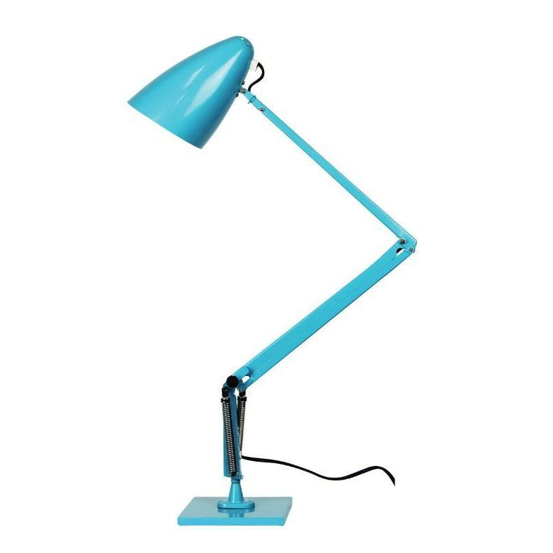 Lift Reproduction Desk Lamp Teal - The Lighting Lounge Australia