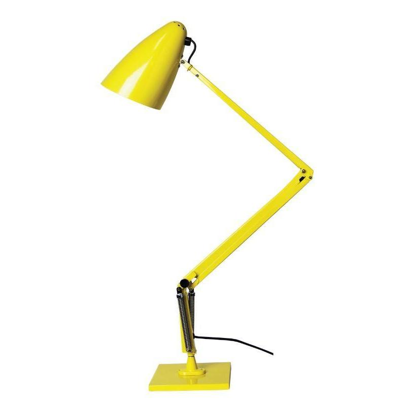 Lift Reproduction Desk Lamp Yellow - The Lighting Lounge Australia