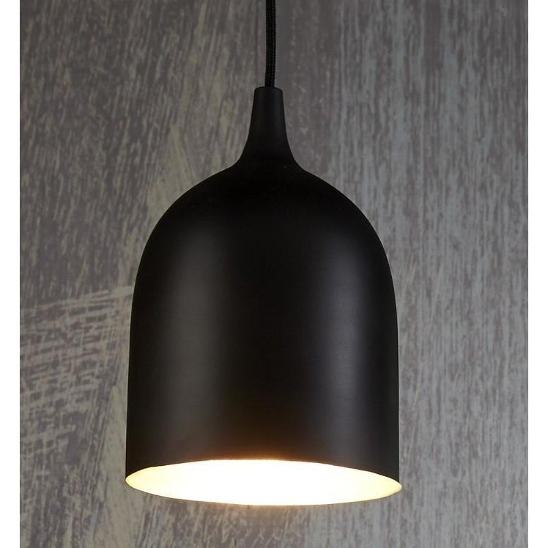Lumi-R Ceiling Lamp Black Silver - The Lighting Lounge Australia