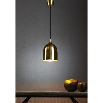 Lumi-R Ceiling Lamp Brass - The Lighting Lounge Australia