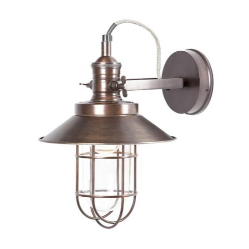 Maine Wall Sconce Copper - The Lighting Lounge Australia