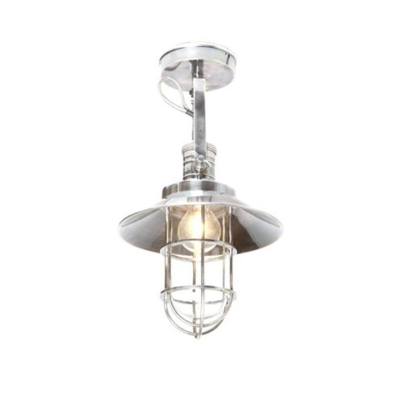 Maine Wall Sconce Silver - The Lighting Lounge Australia
