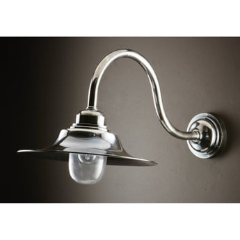 Monteray Wall Sconce Antique Silver
