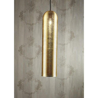 Moroccan Pipe Ceiling Lamp Brass - The Lighting Lounge Australia