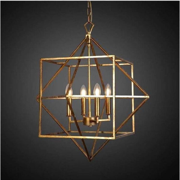 Mosman Gold Pendant Light - The Lighting Lounge Australia