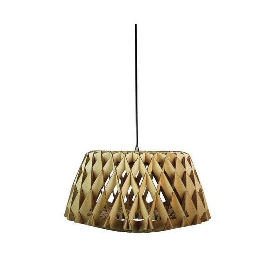 Nest 60 Wooden Pendant - The Lighting Lounge Australia