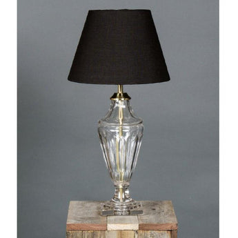 North Gate Glass Table Lamp Base - The Lighting Lounge Australia